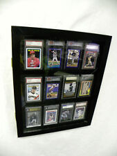 Card Display case for Graded Cards 12 PSA