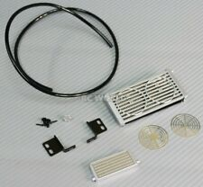 1/10 Scale Front Radiator + Intercooler For V8 Engines