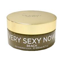 Victorias Secret Body Scrub Very Sexy Now Beach 6.7 Oz Sea Sand Exfoliant New