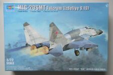 1:72 MIG 29SMT FULCRUM RUSSIAN AIRCRAFT AIRPLANE TRUMPETER MODEL KIT 1676