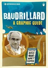 Introducing: Baudrillard : A Graphic Guide by Chris Horrocks (2011, Paperback)