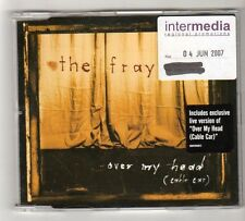 (FZ907) The Fray, Over My Head - 2007 DJ CD