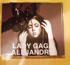 Alejandro 2-track CD Single by Lady Gaga RARE EXCLUSIVE ARTPOP