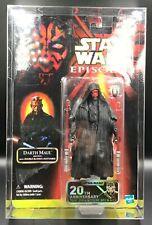"Star Wars Black Series DARTH MAUL Phantom Menace EP1 50th -  6"" Action Figure"
