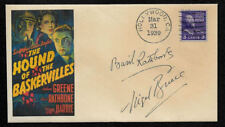 1939 Sherlock Holmes Featured on Ltd. Edition Collector Envelope OP1316