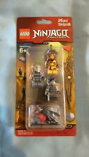LEGO Ninjago 853687 - Elemental Masters Set - 3 Figures - New. Sealed. Retired.
