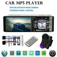 "4,1 ""HD Single 1DIN Autoradio Video MP5 Bluetooth FM TF Radio AUX-USB SD T1V9"