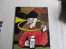 Novum 06/1983 Gebrauchsgraphik
