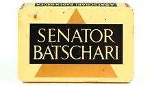 Senator Batschari Baden Baden 25 Cigarettes Tin