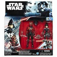 Star Wars B9854 Rebels 7th Sister Inquisitor Vs Darth Maul Action Figures