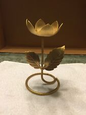 Vintage Avon Flaming Tulip Candle Holder