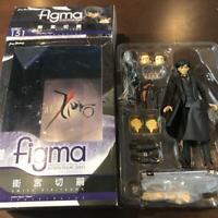 figma Fate/Zero Emiya Kiritsugu 151 PVC Figure Max Factory Japan