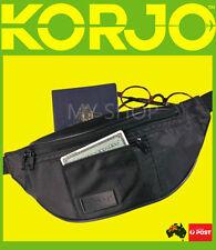 Korjo Bumbag Style Lightweight Water-resistant Pouch-walk Work Travel
