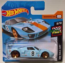 Ford GT-40 Gulf Hotwheels 2020 HW Race Day 8/10