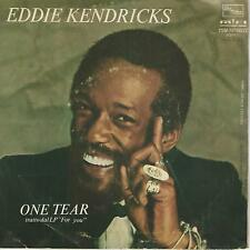 "EDDIE KENDRICKS "" ONE TEAR / SHOESHINE BOY"" 7"" MADE IN ITALY"