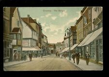 Warwicks Warwickshire COVENTRY The Burges 1905 PPC