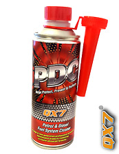 QX7 Petrol & Diesel Injector Cleaner Fuel System Cleaner dpf emmisions cat