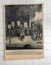 1925 el Meistersinger realizado Covent Garden para el centenario de tiempo