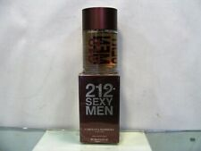 212 Sexy Men CAROLINA HERRERA after Shave 3.4oz