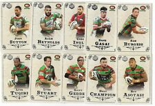 2018 NRL Special Edition Glory South Sydney RABBITOHS 12 Card Team Set