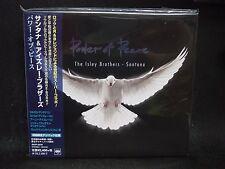 THE ISLEY BROTHERS & SANTANA Power Of Peace JAPAN CD Los Lonely boys