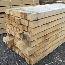 oak fencing post 100 x100 x2.1m ( 4 x 4 x 7 foot )