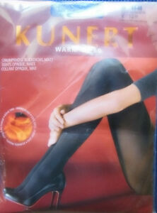Kunert warm up 60 Tights/Tights With Heat Effect Special Colors
