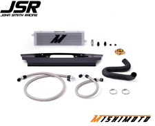 15-17 Mustang GT 5.0 Mishimoto Performance Thermostatic Oil Cooler Kit (Silver)