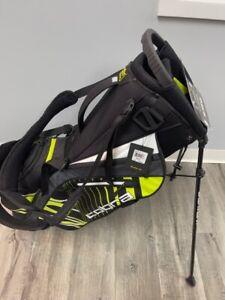 Cobra Ultralite Stand Bag UL20 Black/Yellow