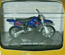Suzuki RM 125 Motorcycle NewRay MiniBike 1:32  Die-Cast