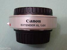 Canon Extender XL 1.6x for XL1 XL2 XL H1