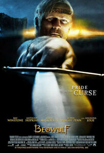 Beowulf (Double Sided Advance) Original Movie Poster