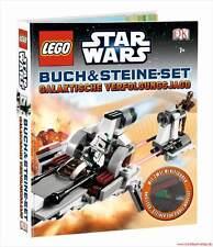 Fachbuch LEGO® Star Wars™ Buch & Steine-Set, Galaktische Verfolgungsjagd, TOLL