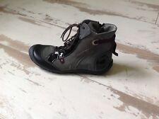 P29 - Chaussures Fille NOEL NEUVES - Modèle IBIS Noir - Asphalte (101.50 €)