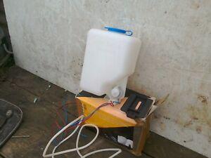 Windscreen washer bottle kit