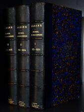 Collection de 31 publications sur la Marine marchande et militaire / 1825 - 1895