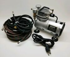 Central Pneumatic Pro Mini Air Compressor with 5 hoses 95630