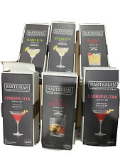 New listing Bartesian Cocktail Mixers Capsules, 6 Boxes