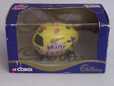 CORGI - 57502 - CADBURY'S EGG CAR - MINT & BOXED