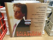 Basketball Diaries Soundtrack 2x LP NEW ORANGE vinyl RSD 2019 PJ Harvey FLEA