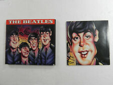 THE BEATLES - LAST NIGHT IN HAMBURG / CD  / MADE IN GERMANY w/POSTER
