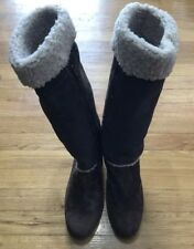 Ugg Boots Size 9 Wedge Sherpa