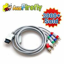 Nintendo Wii Video Game A/V Cables