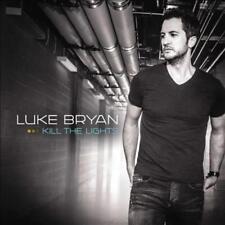 LUKE BRYAN - KILL THE LIGHTS USED - VERY GOOD CD