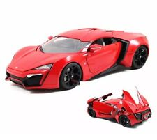 JADA 1:18 Fast Furious Lykan Hypersport diecast alloy model car new red 97388