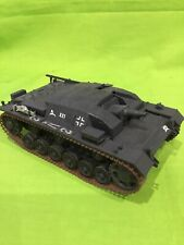 Tamiya? 1/35 Segunda Guerra Mundial alemán Stug corto 75mm encantador artículo. Pintado y construido.