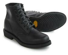 "Chippewa Men's 6"" Black General Utility Trooper Service Boots USA 1901M82 2nds"