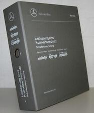 Werkstatthandbuch Mercedes Benz Lackierung Korrosionsschutz Omnibusse PKW