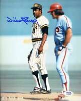 Willie Stargell  PSA DNA Coa Signed 8x10 Pirates Photo Autograph
