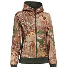 Under armour Polyester Regular S Sweats & Hoodies for Women